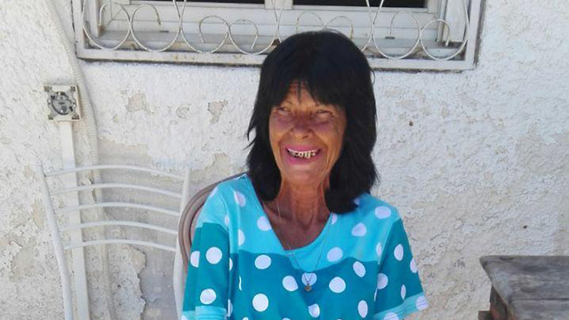 ציפורה גבאי נהרגה בתאונת פגע וברח בנתניה (צילום: באדיבות המשפחה)