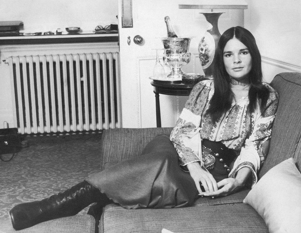 יופי טבעי ולא מנקר עיניים. מקג'רו, 1971 (צילום: Evening Standard/GettyimagesIL)