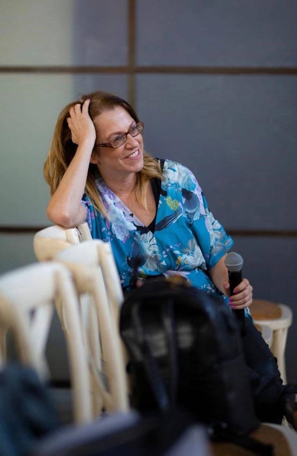 תרומות שבועי אודליה רוזנפלד (צילום: יח