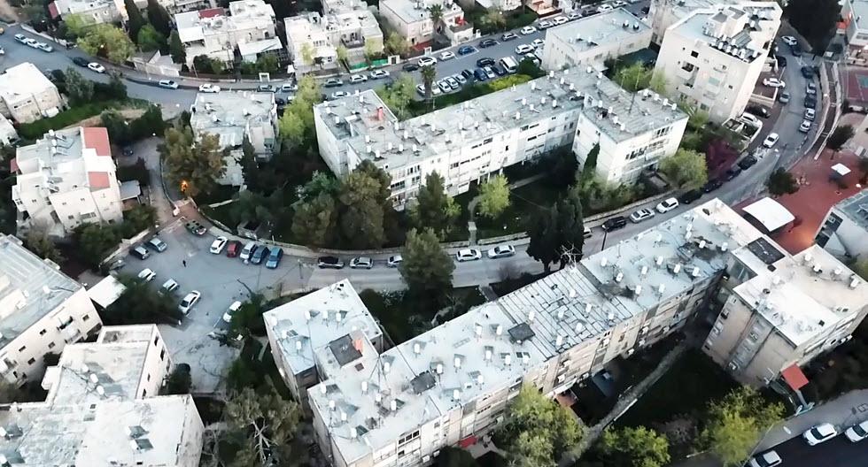 בנייני רכבת בירושלים