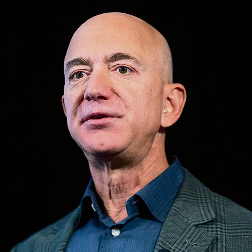 לא כל המיליארדרים חברים. מייסד אמזון, ג'ף בזוס | צילום: EPA