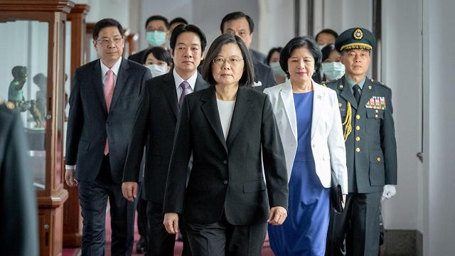 המלחמה בין סין לטראמפ מאיימת על טייוואן 9982567099791640360no