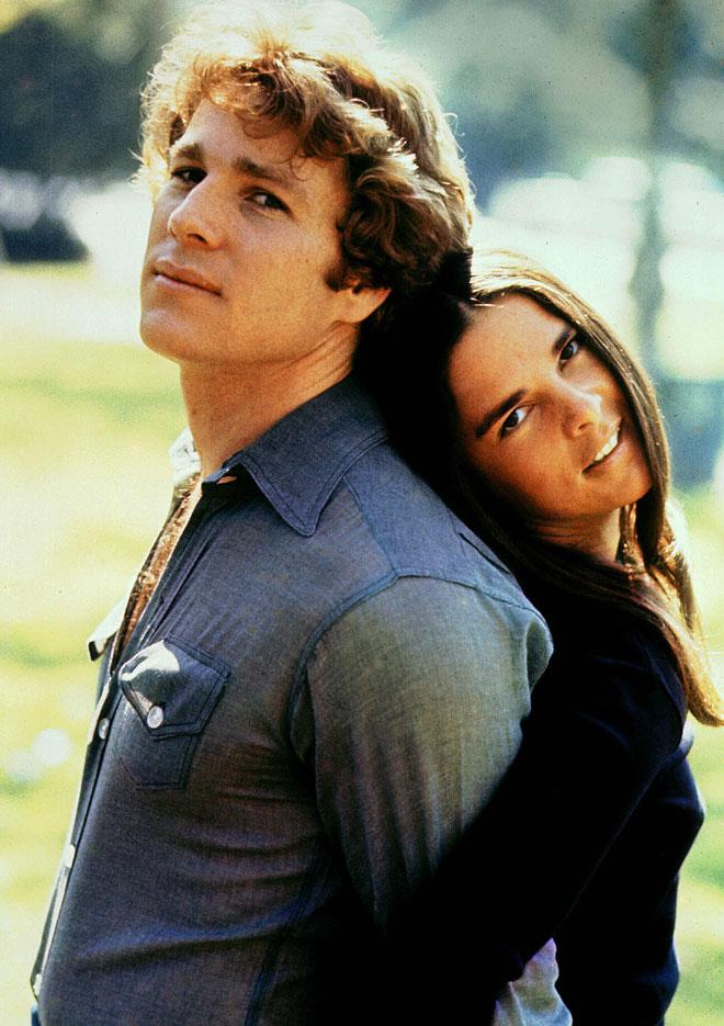 """""""סיפור אהבה"""", 1970 (צילום: rex/asap creative)"""