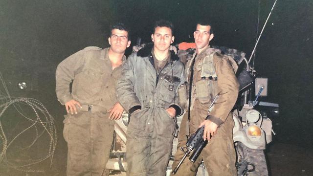 רצועת הביטחון דרום לבנון רסאן עליאן (מהאלבום הפרטי)