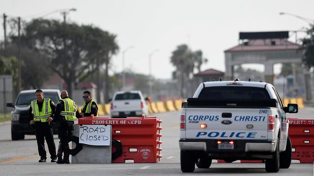 הבסיס הצבאי בטקסס שבו אירע הירי (צילום: רויטרס)