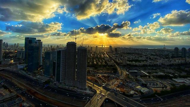 רמת גן (צילום: מולי שאולי)