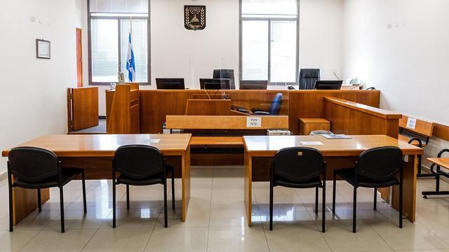 בית משפט מחוזי בירושלים (צילום: שלו שלום)
