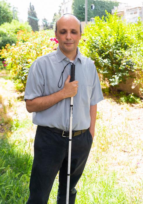 """""""אני מרגיש שאני מצליח לתרום לקהילה"""", אומר נעמן (צילום: שלו שלום)"""