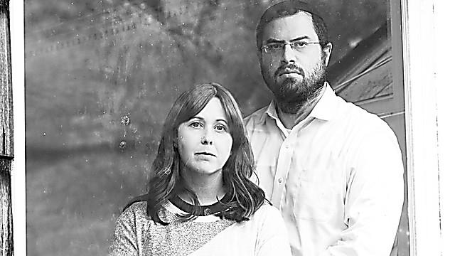 סגן הרב ואישתו (צילום: סטאן וייס)