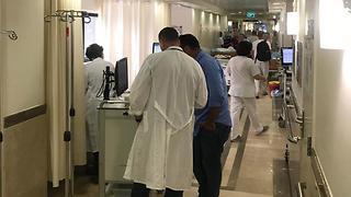 מערכת הבריאות הציבורית מוכרחה להתאושש - ויפה שעה אחת קודם (צילום: מאבק המחלקות הפנימיות)