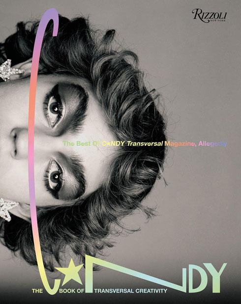 עטיפת הספר המסכם תריסר גיליונות של מגזין C☆NDY  (צילום: באדיבות לואיס ונגס)