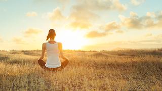 מדיטציה ומיינדפולנס (צילום: Shutterstock)