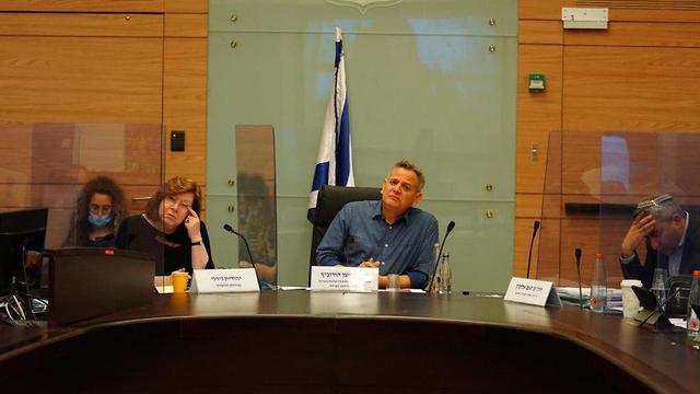 ועדת החינוך (צילום: עדינה ולדמן, דוברות הכנסת)
