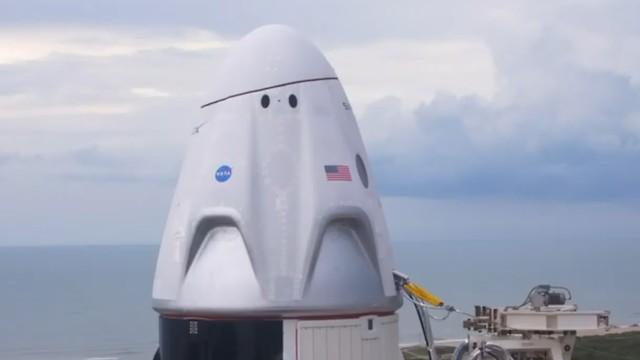 """ברגע האחרון: נדחה שיגור האסטרונאוטים לחלל מארה""""ב 999770413861385640360no"""
