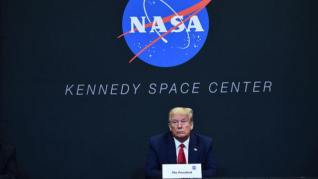 """ברגע האחרון: נדחה שיגור האסטרונאוטים לחלל מארה""""ב 999774801001498640360no"""