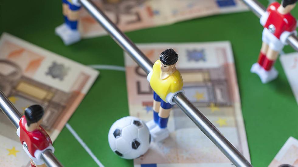 לשימוש בלייזר בלבד הימורים הימורי ספורט (צילום: Shutterstock)