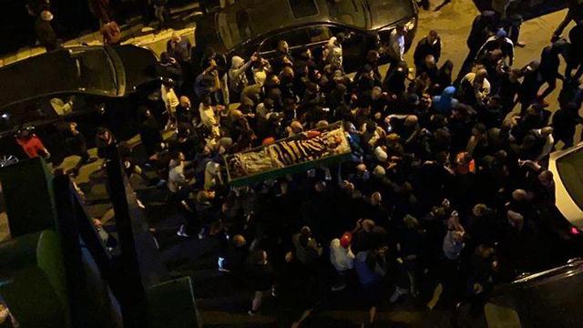 הלוויתו של איאד אלחלאק ()