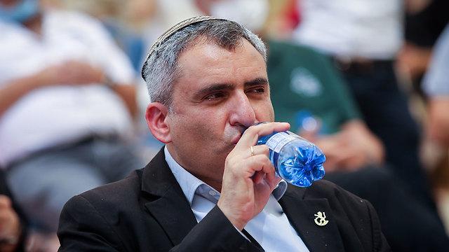 זאב אלקין (צילום: אלכס קולומויסקי)