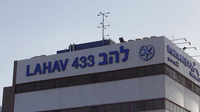 להב 433 (צילום: אוראל כהן)