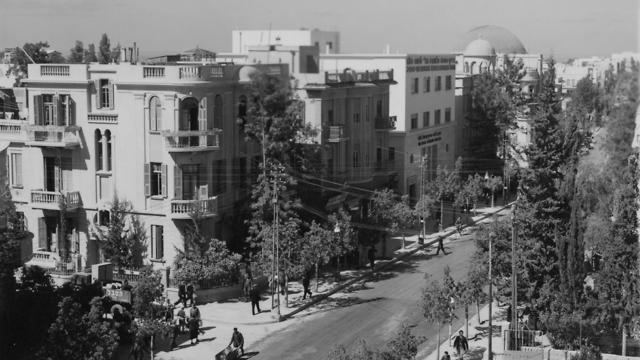 רחוב אלנבי בתל אביב, ארכיון (צילום: getttyimages)