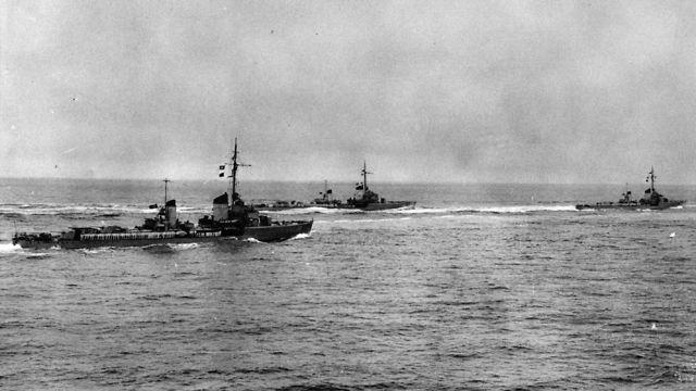 ספינות טורפדו גרמניות, ארכיון (צילום: gettyimages)