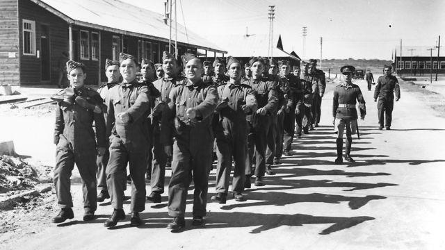 מתגייסים טריים לרג'ימנט פלשתינה (צילום: gettyimages)