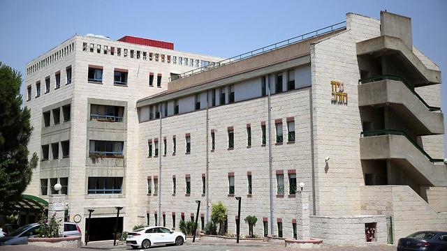בית אבות עידן הזהב בירושלים (צילום: אלכס קולומויסקי )