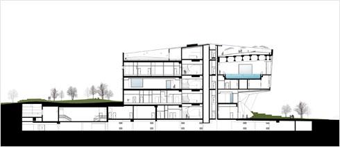 תוכנית הבניין (תוכנית: מייזליץ כסיף אדריכלים)