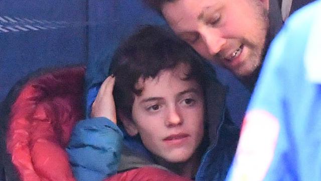 וויליאם קלהאן נער בן 14 אוטיסט שנעלם בהר דיספוינטמנט ב אוסטרליה  (צילום: EPA)