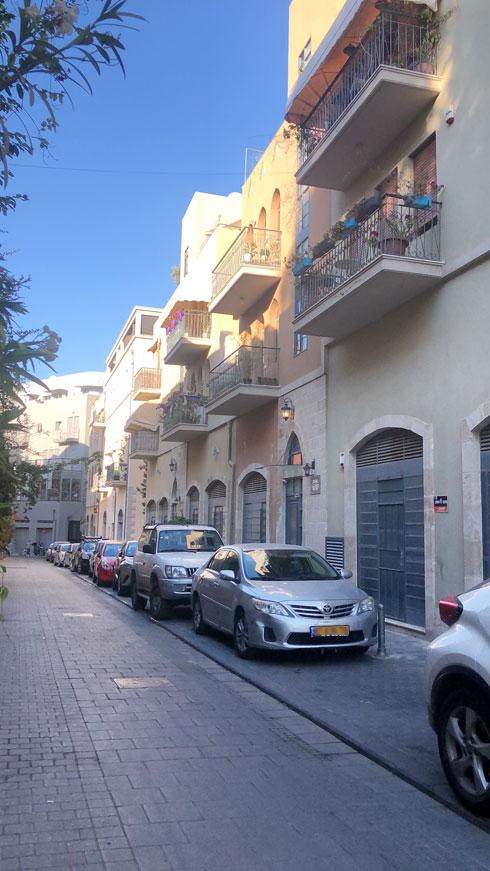 רחוב רבי חנינא, יפו