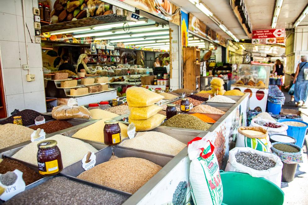 הכי צבעוני שיש. השוק בוואדי  ניסנאס (צילום: Kolomenskaya Kseniya/Shutterstock)