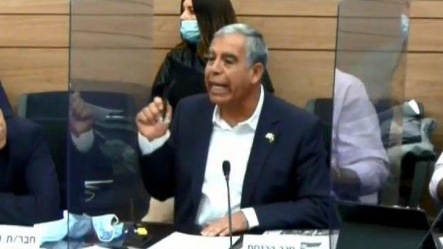 מיקי לוי (צילום: ערוץ הכנסת )