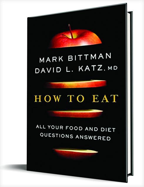 הספר עונה בפעם הראשונה על כל השאלות שאי פעם הטרידו את כולנו בענייני תזונה ודיאטה