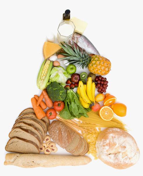 התזונה הבריאה ביותר מבוססת על מזון קרוב לטבע עם עיבוד מינימלי (צילום: Shutterstock)