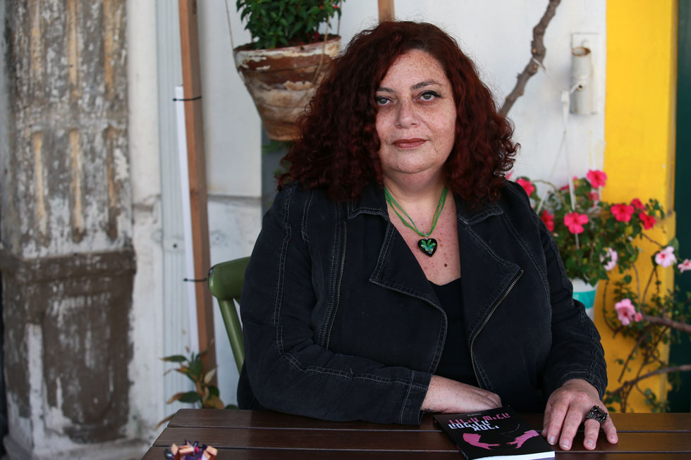 """דורית שילה. """"כמו שיש בדידות בלהיות אישה שמנה, יש בדידות בלהיות אישה בלי ילדים שחיה בישראל"""" (צילום: אביגיל עוזי)"""