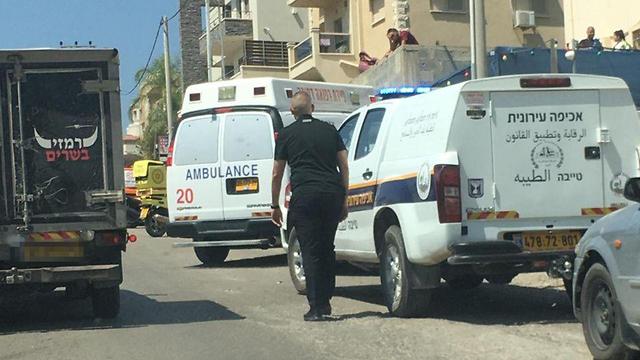 אישה נרצחה בידי בעלה בטייבה ()