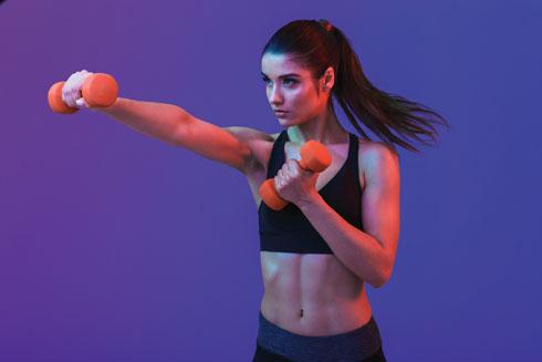 נמצא כי בעת אימונים עצימים הצורך של הגוף באנרגיה גורם למעשה לייצור מיטוכונדריונים חדשים (צילום: Shutterstock)