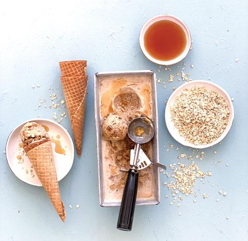 טרנד טעמי העוגות: גלידת קראק פאי  (צילום וסגנון: נטשה חיימוביץ')