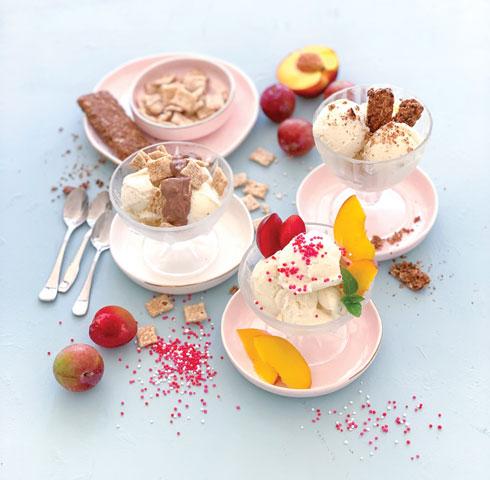הטרנד שלא יורד: גלידת יוגורט (צילום וסגנון: נטשה חיימוביץ')