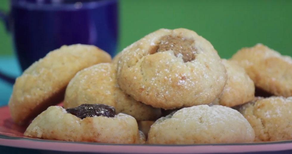 המשיכו להפתיע: הסתירו היטב את המליות וערבבו את העוגיות המוכנות, כך בכל פעם תופתעו מהביס הראשון (צילום: אורה קורן)