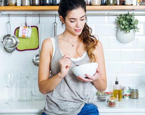 הקפידי על התזונה. ביי ביי ג'אנק פוד (צילום: Shutterstock)