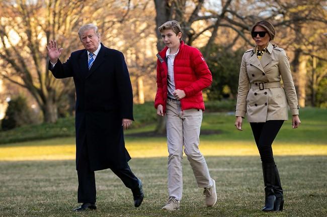 אולי נראה אותה בקרוב כנשיאה (של ועד הכיתה) (צילום:  GettyImages)