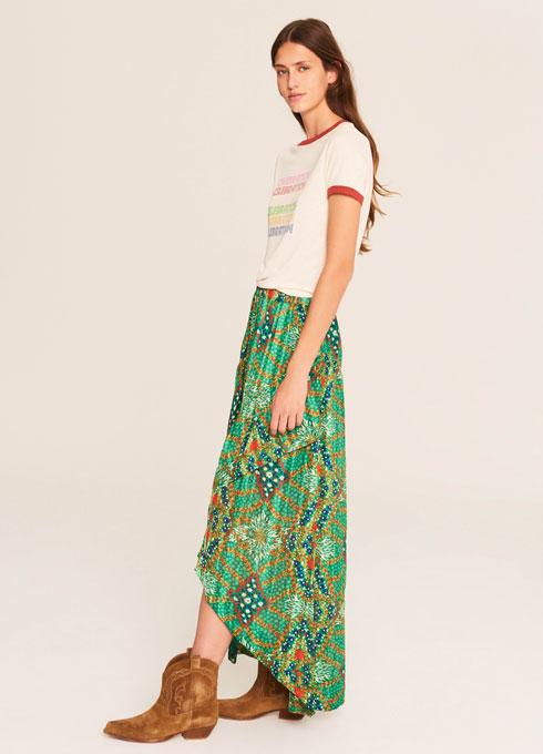 בחצי מחיר או פחות: 10 חצאיות יפות ומאווררות לימים החמים בהנחות. לחצו על התמונה לכתבה המלאה