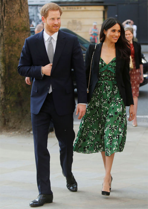 ממלוכה לעצמאות. מייגן מרקל והנסיך הארי (צילום: GettyimagesIL)