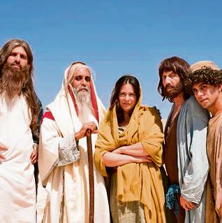"""""""לאלוהים יש חוש הומור"""".   עידו בתוכנית """"היהודים באים"""""""