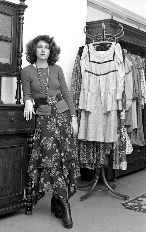 מעצבת האופנה תמרה יובל ג'ונס (צילום: יעל רוזן)