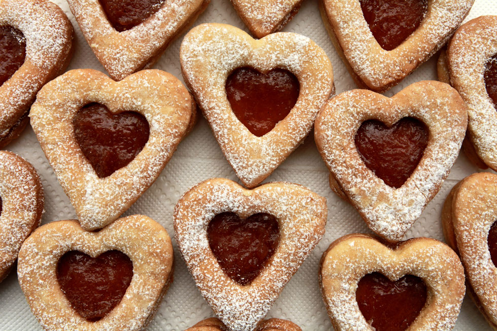 הדרך ללב של אחרים עוברת דרך הבטן - והעוגיות האלה בהחלט מסמנות לבטן לאן מועדות פניכם (צילום: Shutterstock)
