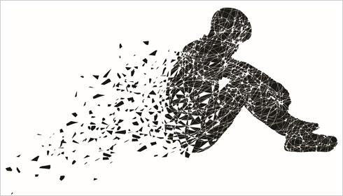 דיכאון קשור לעלייה בסיכון לתמותה מוקדמת ב־10־18 שנים (צילום: Shutterstock)