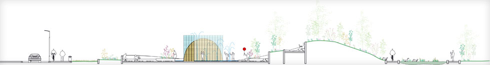אדריכלות (הדמיה: FONMA ONIVA)
