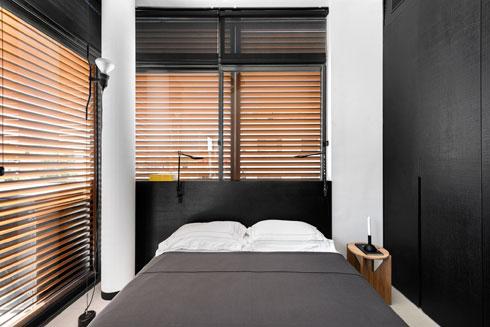ריבוי החלונות מעניק אווריריות לחדרים הקטנים (צילום: עודד סמדר)